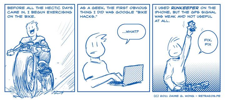 Bike Hacker