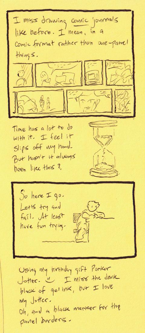 Comic format