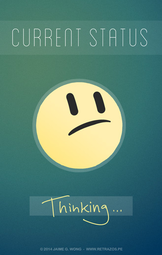 Current Status: Thinking...