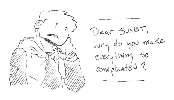 Dear SUNAT