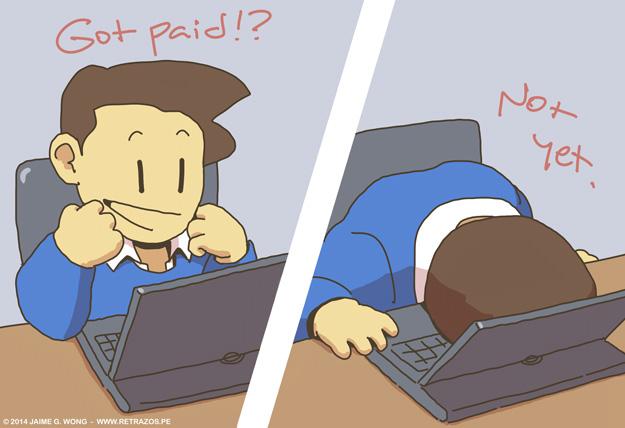Got paid?