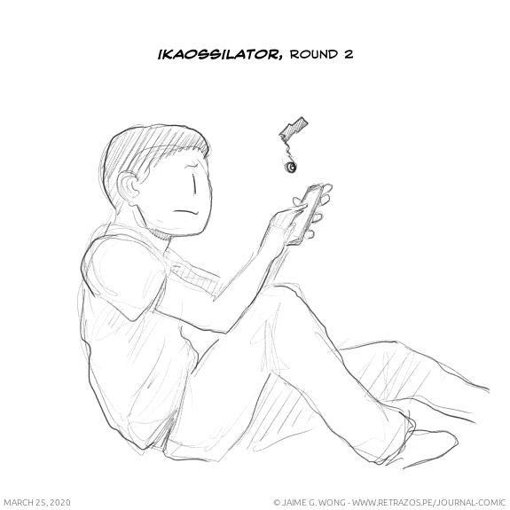 iKaossilator, round 2