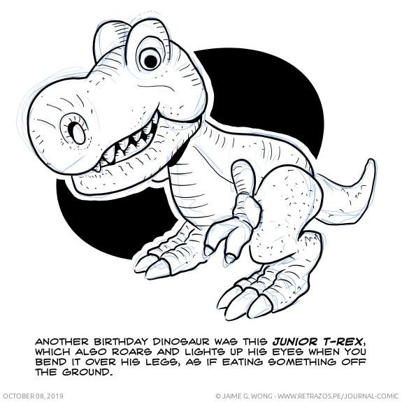 Junior T-Rex