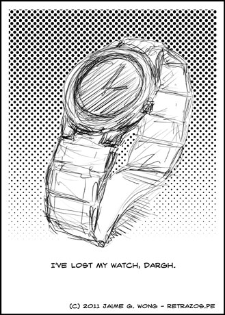 Lost my Watch