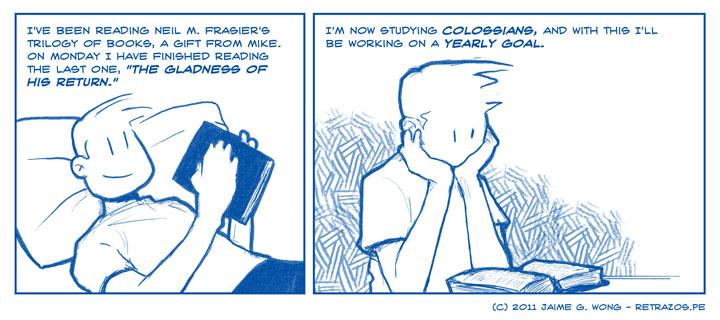Neil M. Frasier's Trilogy