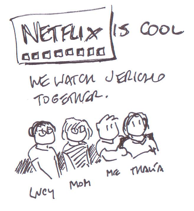 Netflix is cool