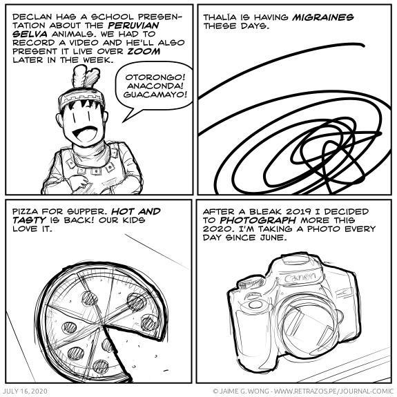 Otorongo! Anaconda! Guacamayo!