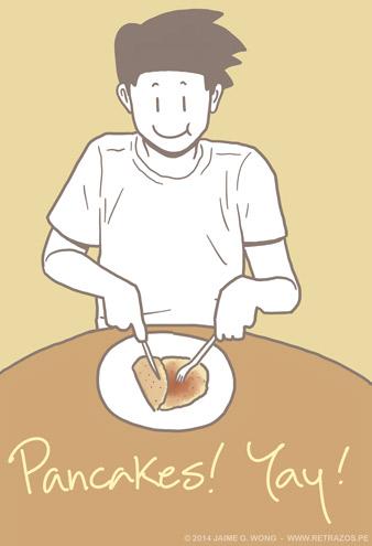 Pancakes! Yay!