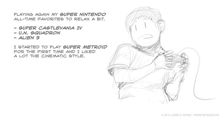 My Super Nintendo all-time favorites