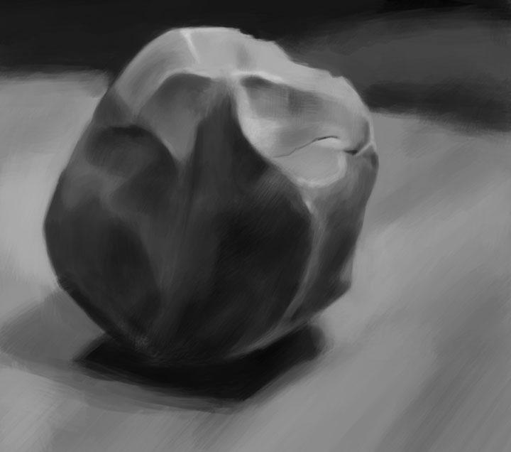 Today: A Lump of Plasticine