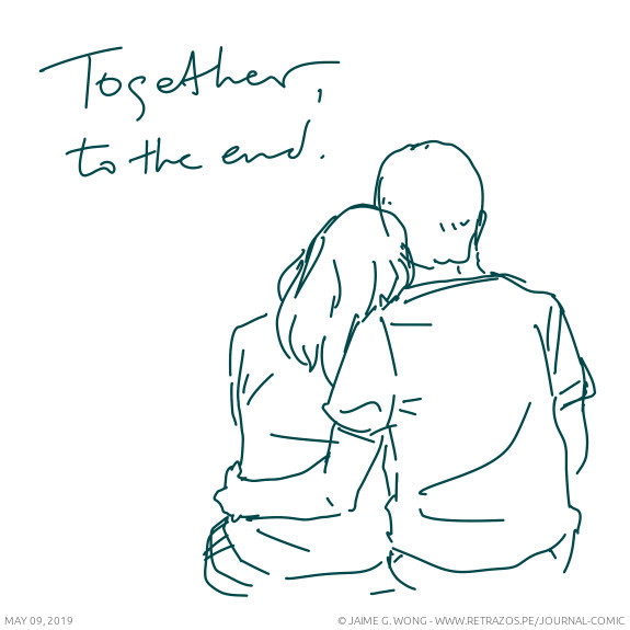 Together, to the end