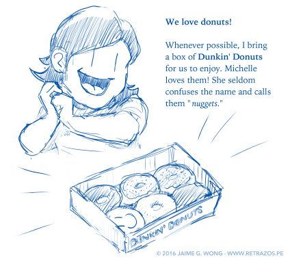We love Donuts!