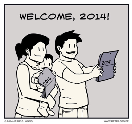 Welcome, 2014!
